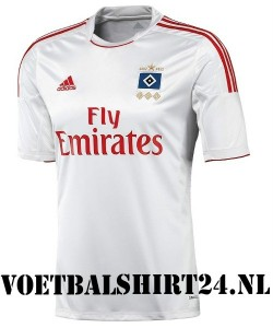Hamburger SV trikot 2013