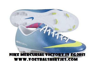 Nike MERCURIAL VICTORY IV voetbalschoenen 2013