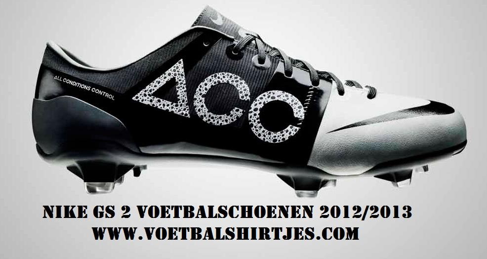 GSII voetbalschoenen 2013 Nike