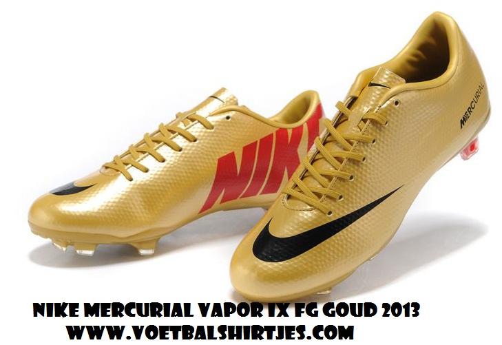 Nike mercurial Vapor 9 voetbalschoenen 2013