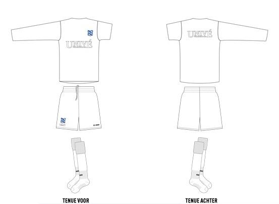 voetbal shirt ontwerpen