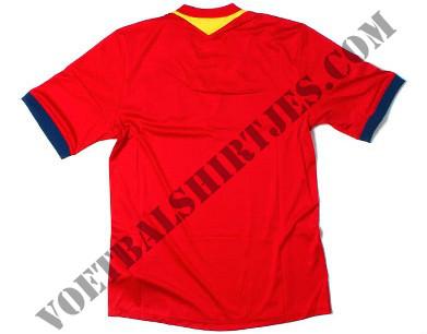 Espana camiseta 2013