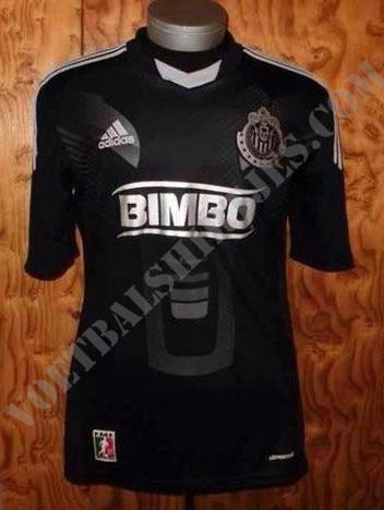Chivas shirt 2013-2014