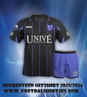 sc heerenveen tenue 2013 2014