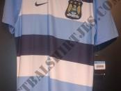 Manchester City home kit 2013-2014