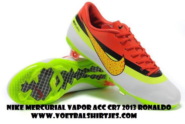 Ronaldo voetbalschoenen 2013