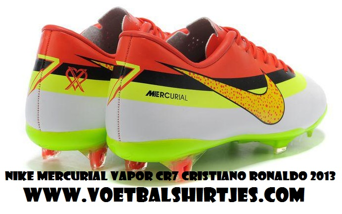 nieuwe Nike voetbalschoenen  Ronaldo 2013