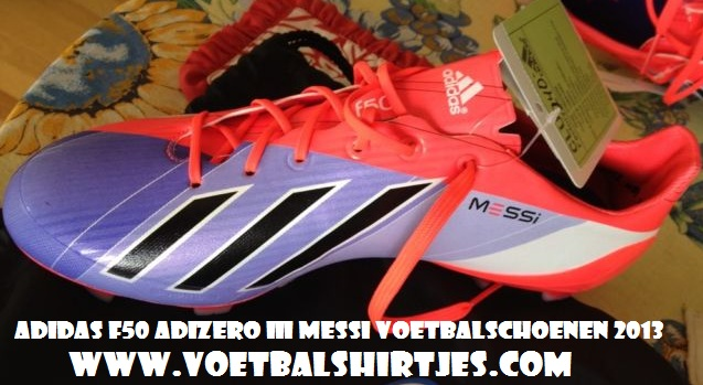 Messi football boots 2013