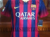 FC Barceloma home kit 2013 2014