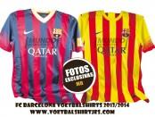 Barcelona jersey 2013-2014