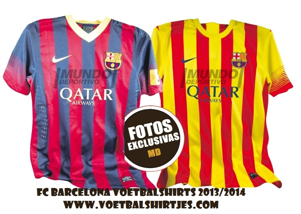 Barcelona jersey 2013-2014