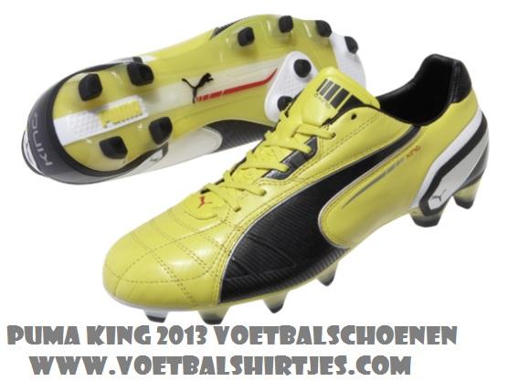 nieuwe Puma voetbalschoenen kopen