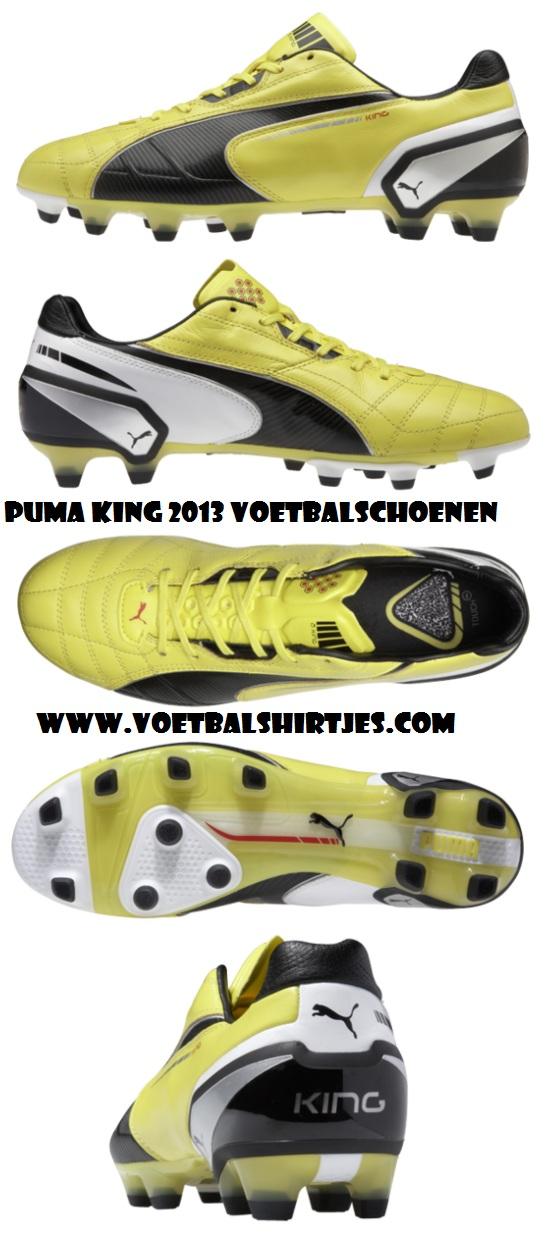 Puma King 2013 soccer boots