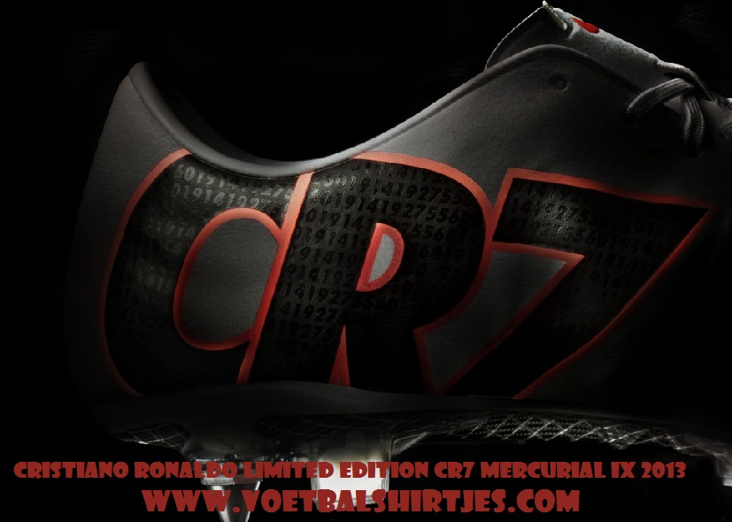 CR7 Mercurial IX Nike