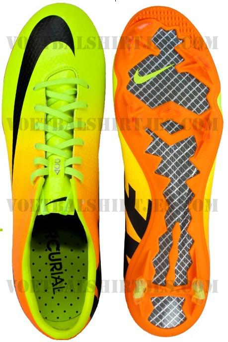 nieuwste Nike voetbalschoenen 2013 Mercurial Vapor
