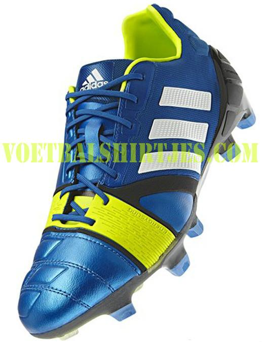 Adidas Nitrocharge voetbalschoenen 2013