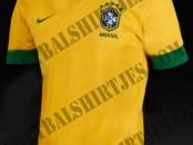 Brazil home kit 2013/2014