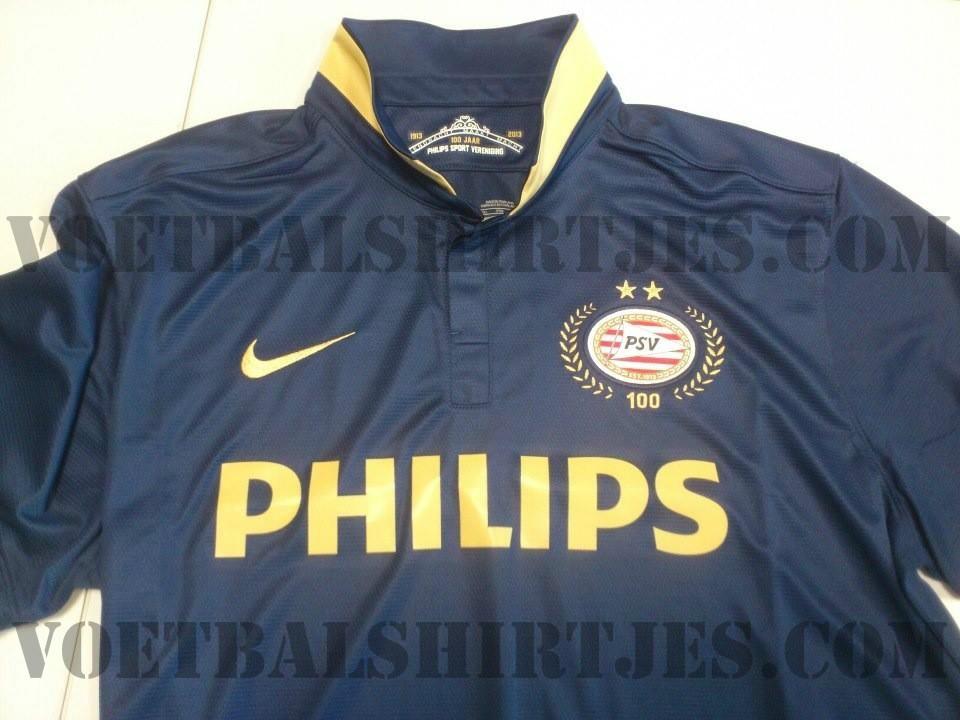 PSV jubileum shirt 100 jaar