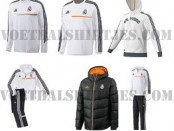 real madrid 13/14 adidas trainingtops