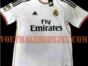 Real Madrid shirt 2014