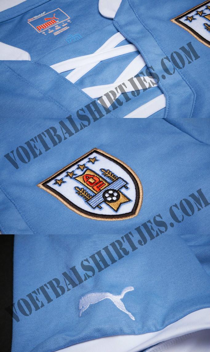 Puma shirt Uruguay 2014
