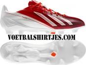 Messi voetbalschoenen 2013 rood adidas F50