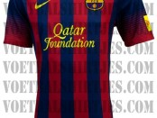 barcelona home jersey 2014 leaked
