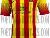 barcelona away kit 2014 leaked
