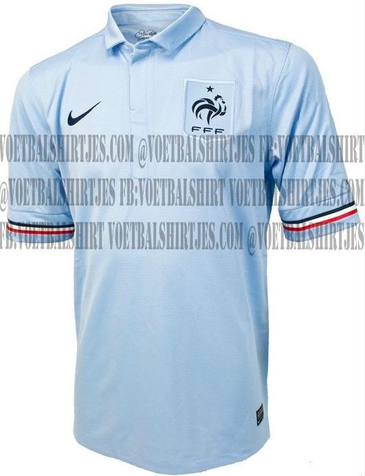 big sale 5b101 e538c Possible 2013-14 France away jersey? | BigSoccer Forum