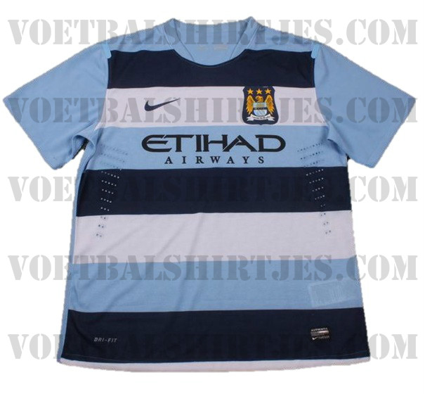 Nike Manchester City jersey 2014