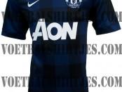 manchester united away kit 2013 2014 leaked
