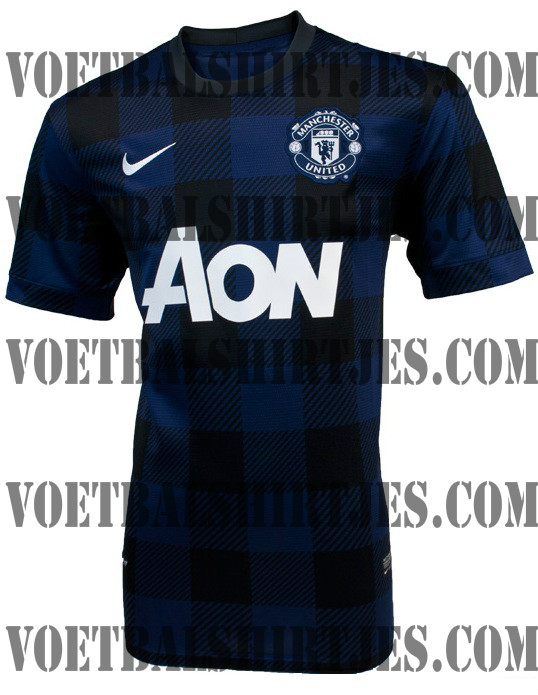 manchester united away kit 2013 2014 leaked