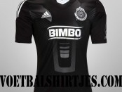 Chivas de Guadalajara camiseta negra 2013 2014