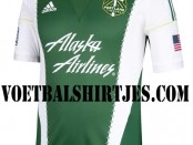 Portland Timbers MLS home jersey 2013