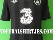 Ireland away kit 2013 2014 Umbro