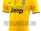 Maglia Juventus away 2014