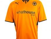 Wolverhampton Wanderers home kit 2013 2014
