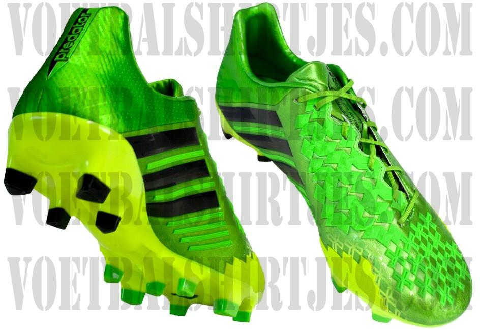 adidas Predator LZ TRX FG 2013 green_black