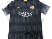 FC Barcelona 3rd jersey 2013 2014