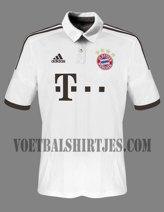 Bayern München auswärtstrikot 2013 2014