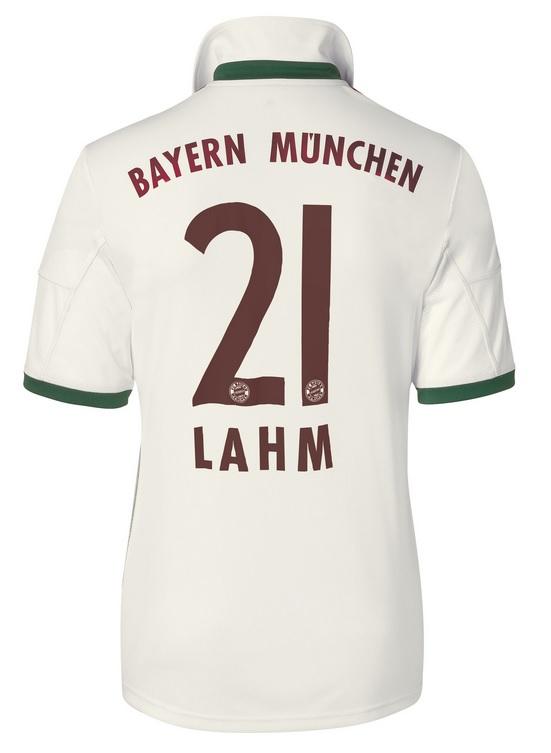 bayern munchen shirt 2014