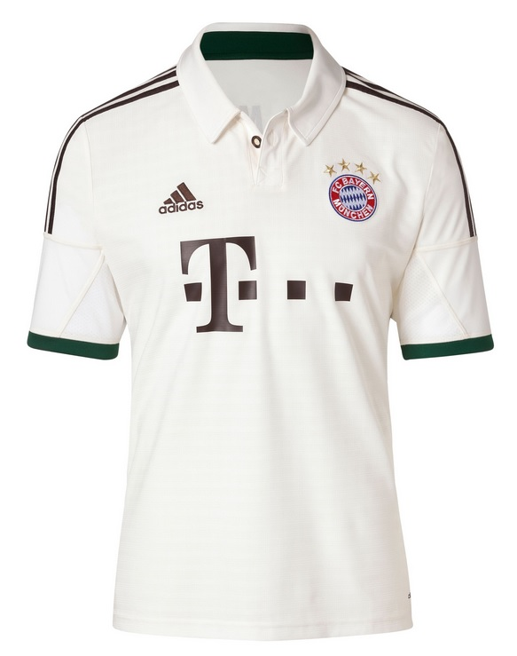 Bayern Munchen trikot away  13 14