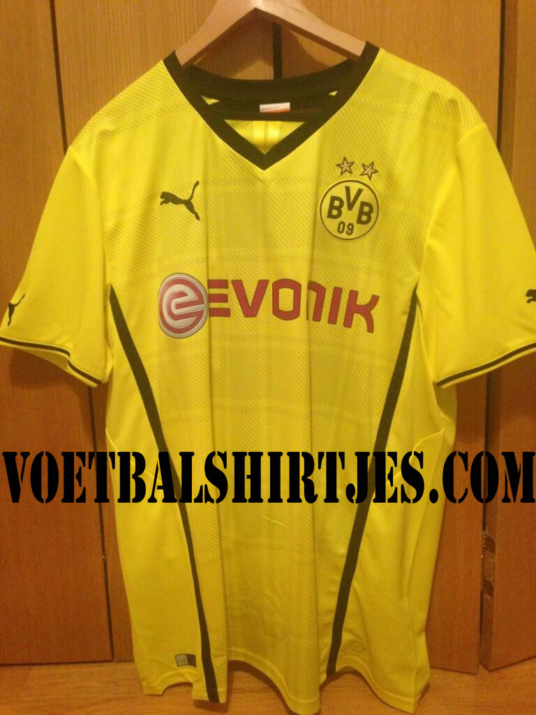 Borussia Dortmund trikot 2014