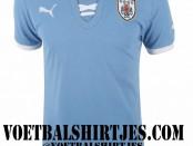 Puma Uruguay home jersey 2013