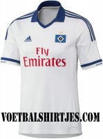 HSV shirt 2014 Hamburger SV