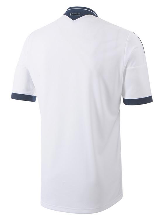 Schalke 04 shirt 2014 achterkant uit