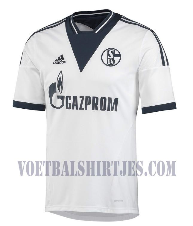Schalke 04 Auswärts trikot 2014