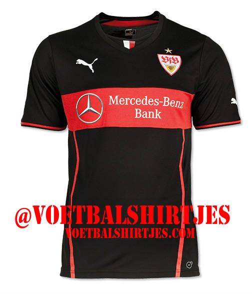 VfB Stuttgart voetbalshirts 2014