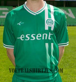 FC Groningen uitshirt 2014