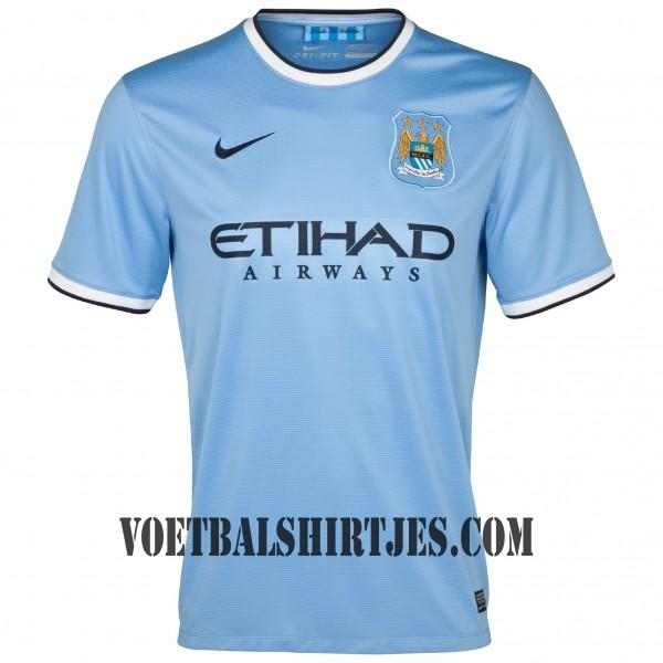 Manchester City shirt 13 14